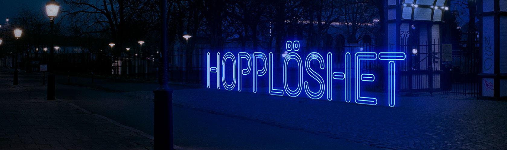 Känner du hopplöshet? Prata om det på Mind Forum